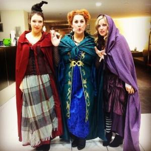 Disfraz 9.- Halloween de Brujas