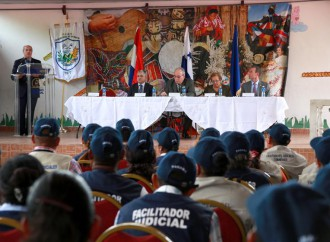 Juramentaron Facilitadores Judiciales Comunitarios