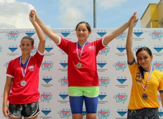 Panamá ganó Campeonato Nacional de Natación
