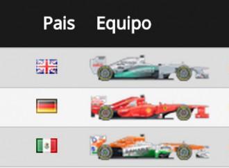 Formula 1: Mercedes se alza con victoria de Hamilton