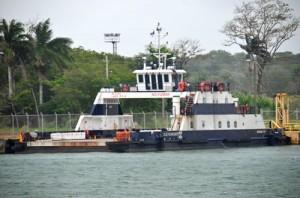 """ACP informa que el """"Transbordador 5 de Noviembre"""" estará en mantenimiento hasta el 11/Dic."""