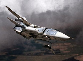 Detalles del rescate por parte de fuerzas especiales del piloto ruso del avión Su-24 derribado