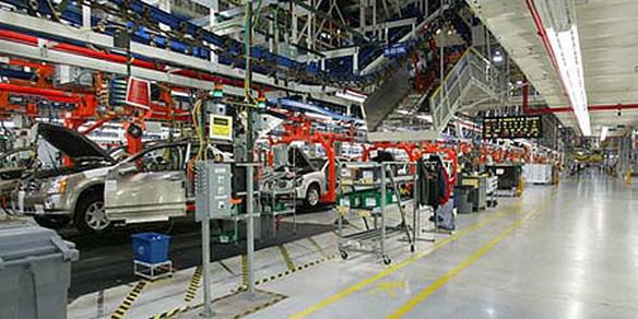 EEUU: Industria automotriz perfilada a batir record de venta 2015