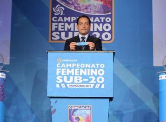 CONCACAF: Panamá vs. Haiti 4/Dic. en Femenino Sub-20 del Grupo B