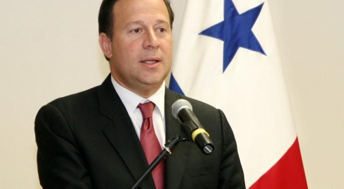 Presidente Varela destaca optimismo para recuperar en siete meses la proyección de crecimiento económico del país
