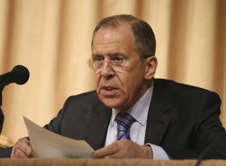 Serguéi Lavrov declara que Turquia se pone del lado del EI, tras derribo de Su-24