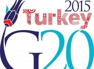 Arranca cumbre del G20 en Turquia con un minuto de silencio
