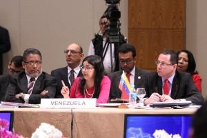 Venezuela plantea ante Mercosur necesidad de colocar potencialidades económicas en beneficio de los pueblos