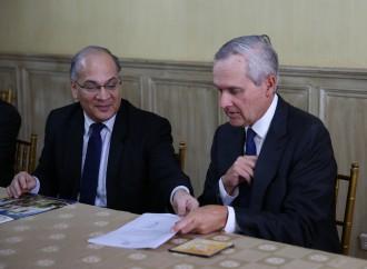 Ejecutivo recibe informe de audiencias públicas de los candidatos a magistrados de la CSJ