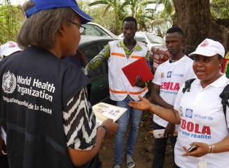 OMS: Guinea recibe el 2016 libre del virus de transmisión del ébola