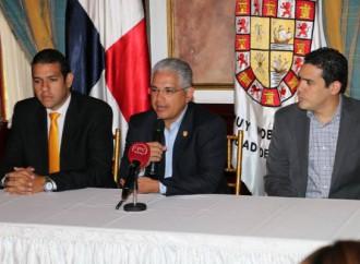 Alcaldía presenta Proyecto de Intervención de Aceras en la ciudad de Panamá