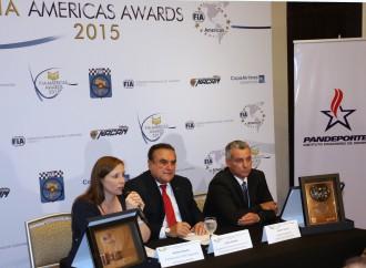 Panamá será capital del automovilismo en la entrega de los premios FIA América