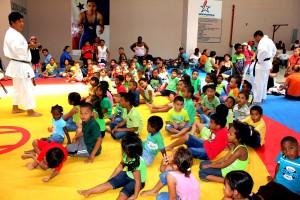 Pandeportes invita a niños y adolescentes inscribirse en Verano Deportivo 2016