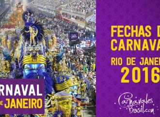 Pensando en ir al Carnaval de Brasil, este vídeo es para ti