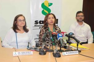 Ministerio de Salud confirma 22 casos de influenza y dos defunciones por virus AH1N1