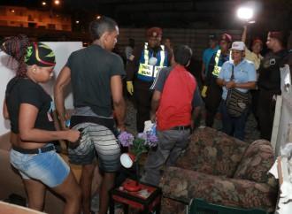 Gestión Social de la Alcaldía de Panamá, retira 39 indigentes de las calles