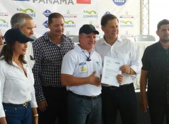 Más de 2 mil personas en Panamá Este se beneficiarán con el Programa Sanidad Básica