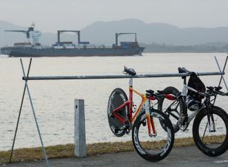 Hoy se estará celebrando la IV versión del Ironman 70.3 de Panamá en un circuito de natación, carrera y ciclismo en la Calzada de Amador