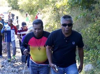 50 Atletas con discapacidad visual convivieron en armonía en la cercanía del volcán Barú