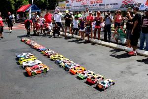 Veintiocho autos compitieron en la primera Copa Internacional del Istmo de Autos a Radiocontrol