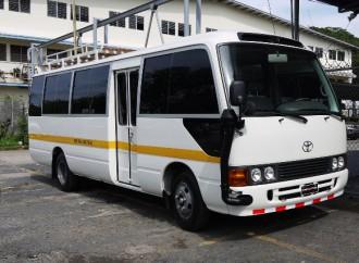 Autoridad de Aduanas invierte en adquisición de nueva flota de vehículos