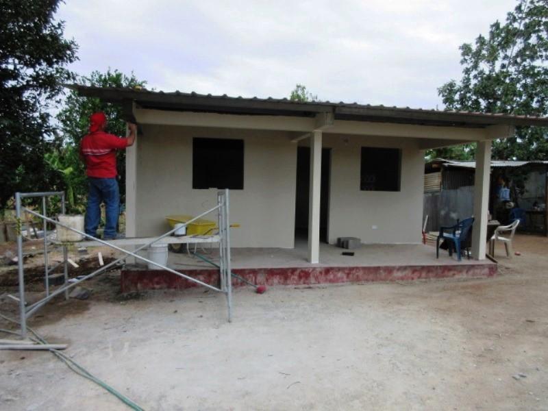 45 de avance registra la construcci n de viviendas para for Programa para construccion de casas