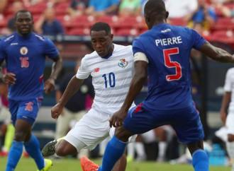 Panamá logra 3 puntos con gol de Baloy ante Haití