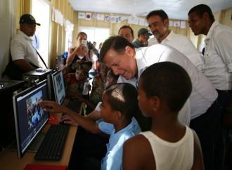 Unas 7,000 personas se beneficiarán con nuevos Infoplazas en Bocas del Toro y Kinkantú