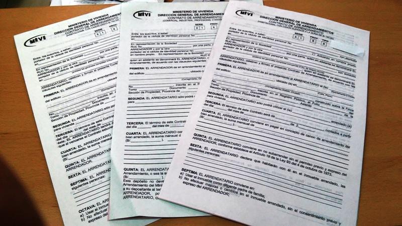 Dep sito de garant a del arrendatario deber ser depositado for Contrato de arrendamiento de oficina