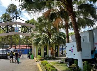 Clínica Amor sobre Ruedas beneficio a 290 personas durante Feria en David