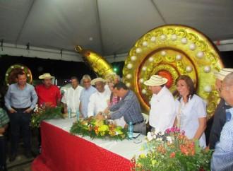 XI Feria Agropecuaria, Comercial, Folclórica y Turística del Valle de Tonosí inicia con tradicional corte de la Sandía
