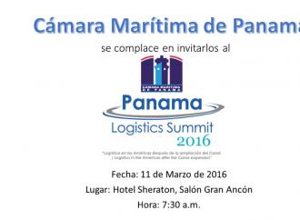 Con grandes espectativas da inicio la Segunda edición delPanamáLogisticsSummit2016 – Logística en las Américas después de la Ampliación del Canal