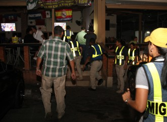 Operativo de seguridad detiene a 22 personas por irregularidades migratorias