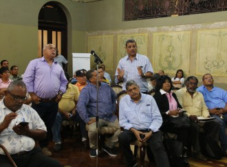 Transportistas reciben información sobre el Plan Integral de Movilidad Urbana