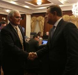 Presidente designa a Óscar Ramírez y a Ricardo Arango como miembros de la Junta Directiva de la ACP