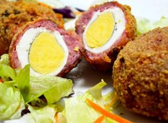 Anímate y prepara unos ricos Huevos a la Escocesa