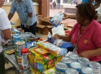 Hasta mañana estará habilitado Centro de Acopio de la Alcaldía de Panamá para ayudas al hermano pueblo del Ecuador