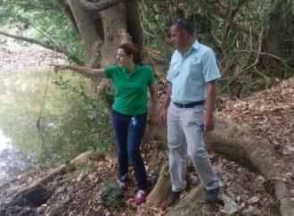 Autoridades del IDAAN realizaron inspección a la planta potabilizadora de Macaracas