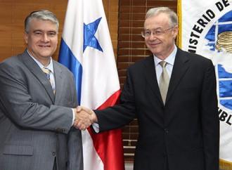 Embajador ruso Boris Marchuk visitó sede del MEF