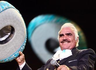 Nostalgia y alegrías presentes en la despedida del «Chente» Vicente Fernández