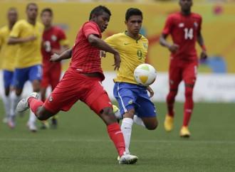 Panamá enfrentará al Pentacampeón Brasil en la antesala de la Copa América Centenario