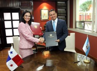 Acuerdo suscrito entre Panamá y Guatemala en materia migratoria contribuirá a prevenir la delincuencia y la actividad criminal
