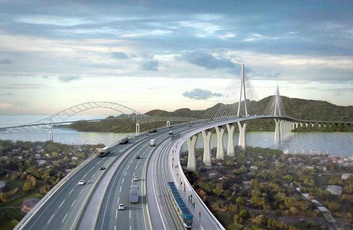 Nueva comisión analizará toda la información técnica presentada en el informe para el diseño y construcción del cuarto puente sobre el Canal