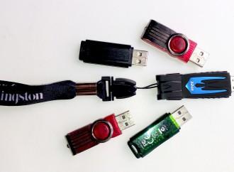 Si eres exigente en cuanto a velocidad y rendimiento, nuestra recomendación es el HyperX® Fury USB 3.0/2.0 de Kingston
