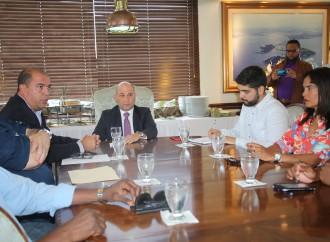 Autoridades y Empresarios de la Calzada de Amador evalúan implementar Plan Piloto Vial para mejorar tráfico