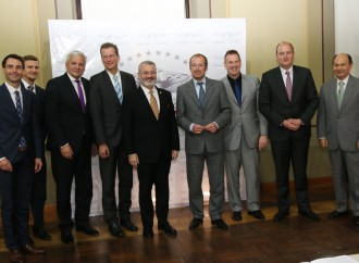 Alemania muestra interes de impulsar inversión en Panamá