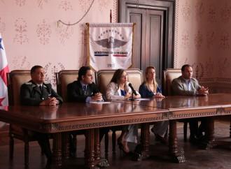 Academia de Formación Penitenciaria panameña recibirá acompañamiento técnico de la Germandería de Chile