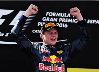 Max Verstappen gana el GP de España de F1 (ver Tabla de Posiciones)