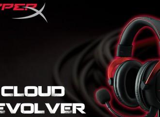 HyperX presenta los audífonos Cloud Revolver con realismo de sonido que te sumerge en el juego