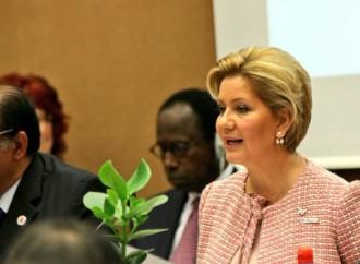 Primera Dama participará en Cumbre de Laureados y Líderes por los Niños 2018